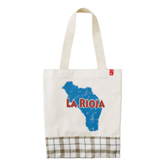 La Rioja Zazzle HEART Tote Bag