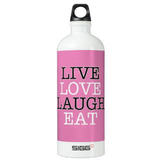 La risa viva del amor come