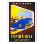 La riviera francesa felicitación