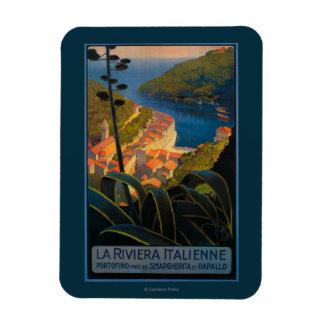 La Riviera Italienne Magnet