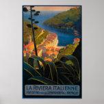 La Riviera Italienne Posters
