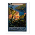 La Riviera Italienne Tarjeta Postal