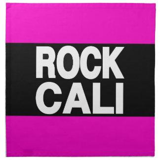 La roca Cali pica de largo Servilletas De Papel