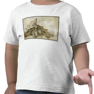 La roca de Quang-Yin Camisetas