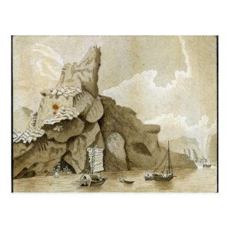 La roca de Quang-Yin Postales