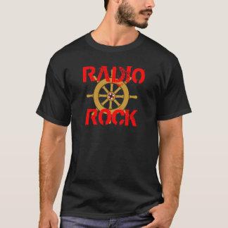 La roca de radio flota mi barco playera