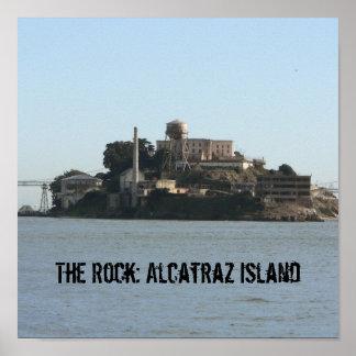 La roca: Isla de Alcatraz Impresiones