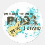 La roca sólida etiquetas