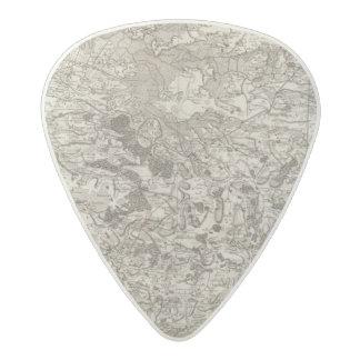 La Rochelle Acetal Guitar Pick
