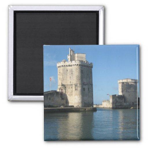 La Rochelle Imanes De Nevera