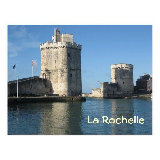 La rochelle postcard zazzle for Archerie la rochelle