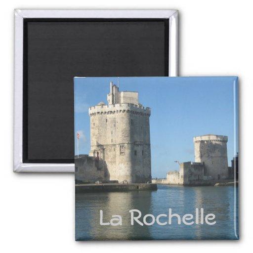 La Rochelle Refrigerator Magnets