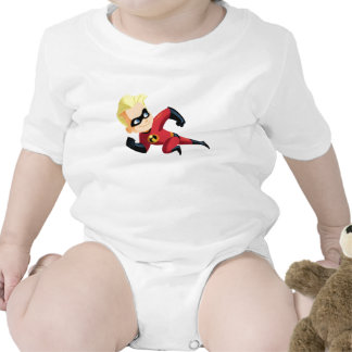 La rociada Disney del Incredibles Trajes De Bebé