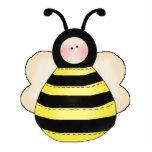 la ronda linda tonta manosea la abeja esculturas fotograficas