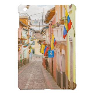La Ronda Street Quito Ecuador iPad Mini Cases