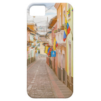 La Ronda Street Quito Ecuador iPhone SE/5/5s Case