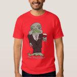 La ropa de encargo de la camiseta de Codfather Poleras