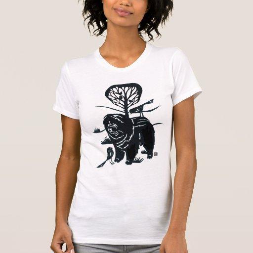 La ropa de la MIGRACIÓN Camisetas