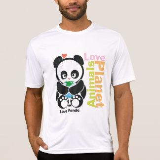 La ropa de los hombres de la Micro-Fibra de Panda® Camisetas