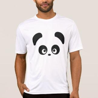 La ropa de los hombres de la Micro-Fibra de Panda® Camiseta