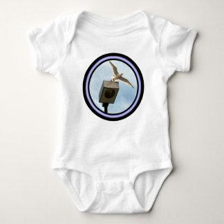 La ropa del bebé del lanzamiento body para bebé