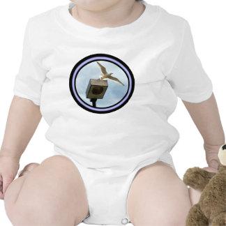 La ropa del bebé del lanzamiento traje de bebé