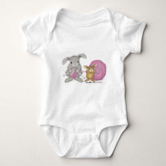 La ropa del niño de HappyHoppers® Body Para Bebé