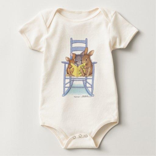 La ropa del niño de HappyHoppers® Traje De Bebé