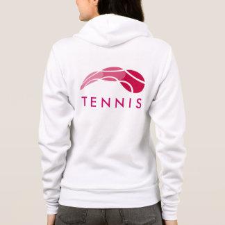 La ropa el | del tenis de las mujeres se divierte sudadera
