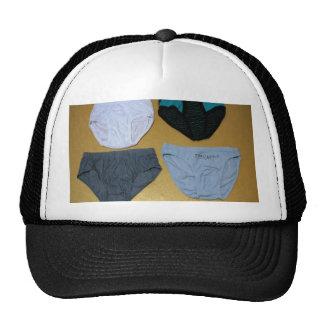 La ropa interior de los hombres gorra