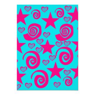La rosa fuerte azul del trullo femenino comunicados personalizados