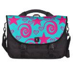 La rosa fuerte azul del trullo femenino protagoniz bolsas para portátil