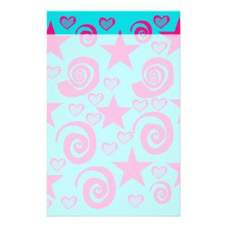 La rosa fuerte azul del trullo femenino protagoniz papeleria de diseño