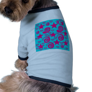 La rosa fuerte azul del trullo femenino protagoniz ropa de perros
