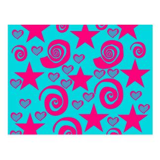 La rosa fuerte azul del trullo femenino protagoniz postales