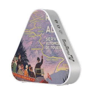 La route des Alpes Bluetooth Speaker