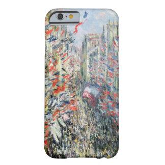 La ruda Montorgueil, París Funda Para iPhone 6 Barely There