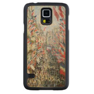La ruda Montorgueil, París Funda De Galaxy S5 Slim Arce