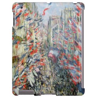 La ruda Montorgueil, París Funda Para iPad