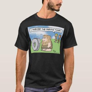 la rueda del hombre de las cavernas inventó a la playera