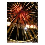 La rueda gigante postal