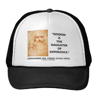 La sabiduría es la hija de la experiencia (da Vinc Gorra