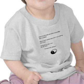 La sabiduría intemporal de Nisargadatta Maharaj Camisetas
