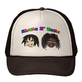 ¡La sacudida N cuece el gorra! Gorra
