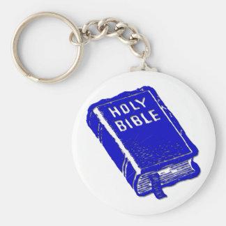 La Sagrada Biblia Llaveros Personalizados