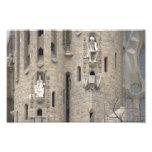 La Sagrada Família, Barcelona Impresión Fotográfica