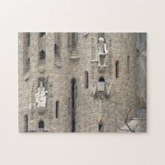 La Sagrada Família, Barcelona Puzzle