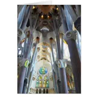 La Sagrada Familia Card