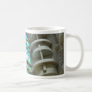 La Sagrada Familia Church Coffee Mug