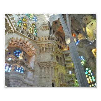 La Sagrada Familia Church Photo Print